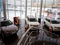 Автосалоны Toyota и Lexus Уфа