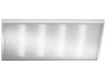 Светодиодный светильник Geniled Офис 595х595х20 30Вт 12В 5000K Микропризма
