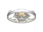 Потолочный светильник Modern LED Waltz D250*H90 LED*21W, 1760LM, 4000K, included (2523-2C)