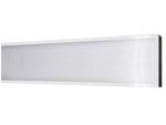 Накладной светильник 2х36 LC-NS-40 ватт 200*1200 нейтральный призма