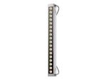Светодиодный линейный архитектурный светильник Geniled 18W 2700K 1480Lm Угол рассеивания 25 градусов IP65 515х46х47мм