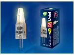 LED-JC-220/2W/WW/G4/CL SIZ05TR Лампы светодиодные с силиконовым покрытием. Цвет свечения теплый белый.