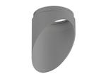Насадка торцевая на светильник RULLO HP16 СЕРЫЙ (201439)