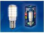 LED-Y16-4W/WW/E14/CLЛампа светодиодная для холодильников и швейных машин. Прозрачная колба. Теплый белый свет