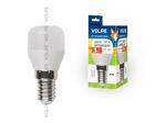 LED-Y27-3W/WW/E14/FR/Z  Лампа светодиодная для холодильников. Матовая. Теплый белый свет