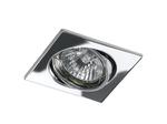 Светильник LEGA16 QUA MR16/HP16 ХРОМ (011944)