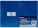 UTC-K-12/A67-NNN CLEAR 005 POLYBAG Соединитель контактный прямой для светодиодных лент 220В 3528, 2 контакта, цвет прозрачный, 5 штук в пакете