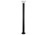 (HL-30404) Светильник уличный парковый PIATTO LED 7W ЧЕРНЫЙ 450LM 3000K IP55 (379737)