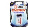 Батарейка ЭРА 6LR61 BL-1 (12) 6LR61