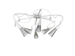 (SX1105/6) Люстра AEREO 6х25W G9 WHITE (711060)