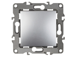 Выключатель, 10АХ-250В, алюминий, 12-1101-03