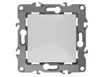Выключатель, 10АХ-250В, белый, 12-1101-01