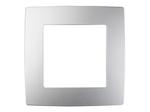 Рамка на 1 пост, алюминий, 12-5001-03