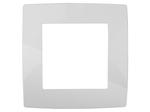 Рамка на 1 пост, белый, 12-5001-01