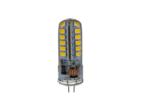 Лампа светодиодная LED-JC-standard 3Вт 12В G4 3000К 270Лм. Теплый белый