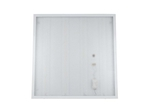 ULP-Q104 6060-36W/NW WHITE Светильник светодиодный потолочный  накладной. Белый свет. Корпус белый. Рассеиватель «призма». Встроенный  и/п.