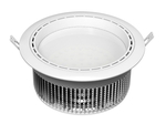 Soffitto: DL-36W-3000K-D240 Светодиодный точечный светильник 36Вт. Теплый белый
