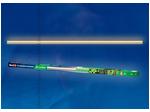 ULI-P11-35W/SPFR IP40 SILVER Светильник для растений, 1150мм, выкл. на корпусе. Спектр для фотосинтеза.