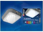 ULT-V12-9,5W/DW IP65 GREY Светодиодный светильник Медуза. 9,5Вт, 600Лм; Дневной свет, IP65; корпус серый