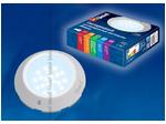 ULT-V19-8W/DW IP54 WHITE Светодиодный светильник Мобула. 8,5Вт, 720Лм; Дневной свет, IP54; корпус белый