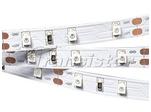Светодиодная лента RT 2-5000 12V Yellow (3528, 300 LED, LUX) (ARL, 4.8 Вт/м, IP20)