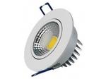 Светодиодный потолочный светильник 5W 6400К Белый точечный (016-033-0005)