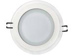 Светодиодный светильник встраиваемый 12W 3000К Белый (HL688LG)