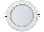 Светодиодный светильник 15W 3000К 220-240V SMD LED 10шт белый (HL689LG)