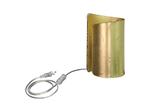 (MT6000-1GL) Настольная лампа PITTORE 1х40W E27 GOLDEN (811912)