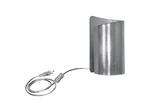 (MT6000-1SL) Настольная лампа PITTORE 1х40W E27 SILVER (811914)