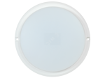 Светильник светодиодный ДБП-8w 4000К 530Лм IP54 круглый пластиковый белый (LDPO0-4001-8-4000-K01)