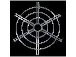 Защитная решетка диффузора 60° 90° Kolokol