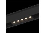 LED потолочный светильник SY Черный 10Вт 3000 SY-601221-BL-10-WW