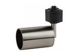 TR14-GU10 SN Трековый Светильник GU10, 55*165 мм, сатин никель