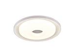 Потолочный светильник Modern LED Dafna D520*H65 1*LED*85W + 1*LED*10W RGB, 1800LM, 3000-6000K, included, remote control (2463-5C)