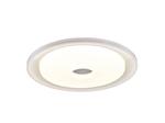 Потолочный светильник Modern LED Dafna D620*H70 1*LED*135W + 1*LED*13W RGB, 2800LM, 3000-6000K, included, remote control (2463-6C)