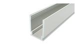 Профиль накладной алюминиевый для неона LC-LP-1510-2 Anod
