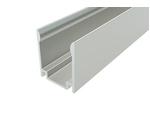 Профиль накладной алюминиевый для неона LC-LP-1916-2 Anod