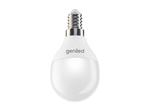 Светодиодная лампа Geniled E14 G45 6Вт 2700К матовая