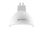 Светодиодная лампа Geniled GU5.3 MR16 6Вт 4200К