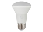 Светодиодная лампа LED smd-R63 8W-827 E27. Теплый белый