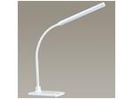 3754/6TL DESK LN19 256 белый Настольная лампа LED 6W 220V HARUKO