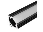 Профиль PDS45-T-2000 ANOD Black (ARL, Алюминий)