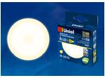 LED-GX53-8W/WW/GX53/FR PLZ01WH Светодиодная лампа GX53, матовая. Теплый белый свет.