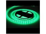 Светодиодная лента 14,4 Вт/м SMD5050 (60 диодов на метр) Закрытая (IP68) Цвет Зеленый 12В
