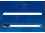 ULO-CL120-40W/NW SILVER светодиодный Светильник накладной 2х36. Белый свет (4000K). Корпус серебристый.
