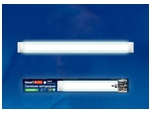 ULO-CL60-20W/NW SILVER Светильник светодиодный накладной. Белый свет (4000K). Корпус серебристый.