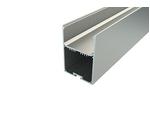 Профиль накладной алюминиевый LC-LP-7050-2 Anod