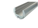 Светодиодный Профиль для ленты алюминиевый круглый LC-LK-D17-2