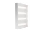 Светодиодный офисный светильник Geniled Автономный Грильято 40Вт 5000K Матовое закаленное стекло БАП1.4